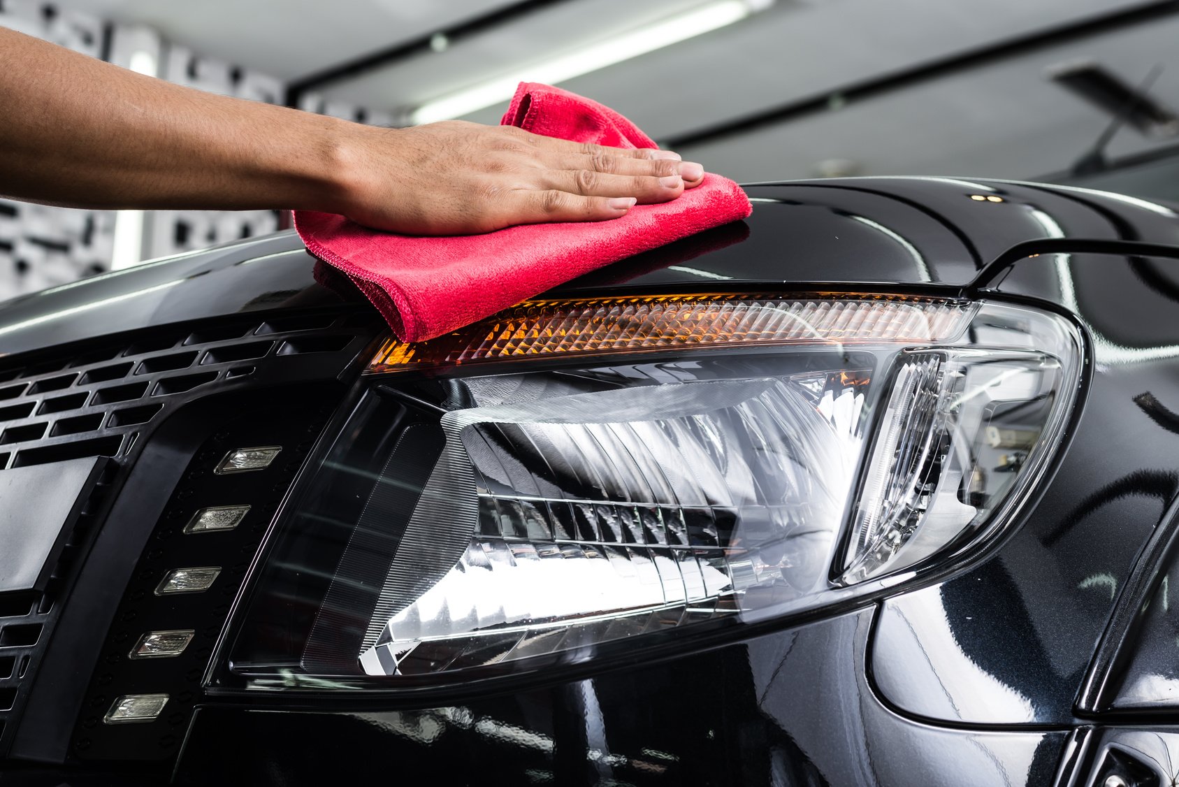 Car detailing lehner 39 s collision How to keep your car exterior clean